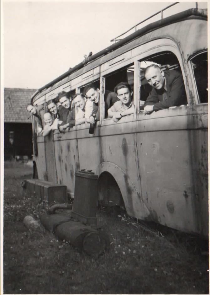 Buskarosserie